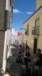 Lisbona - in giro per la città dal tram