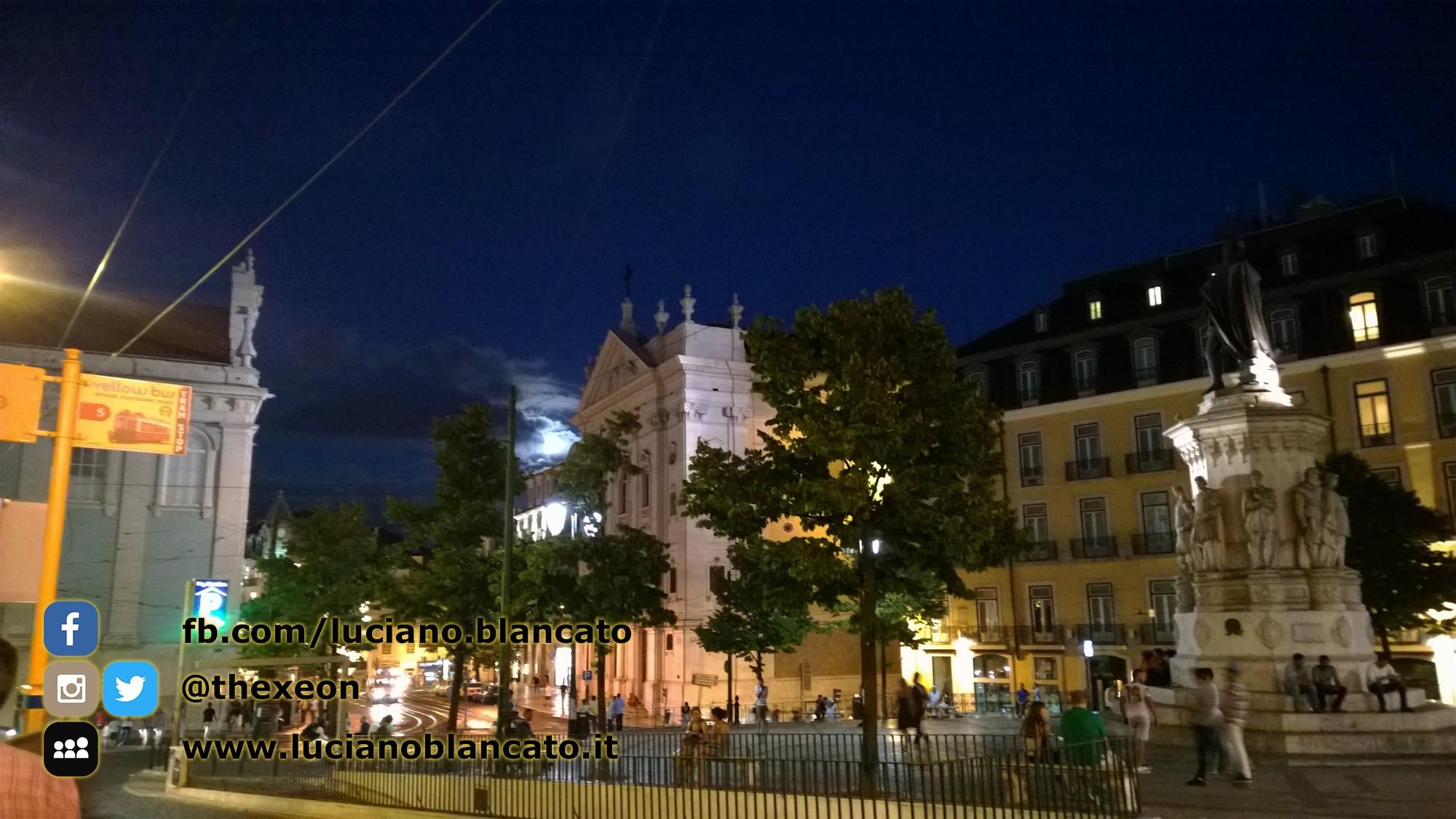 Lisbona - vita notturna