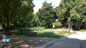 Lisbona - parco