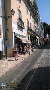Lisbona - per le vie della città