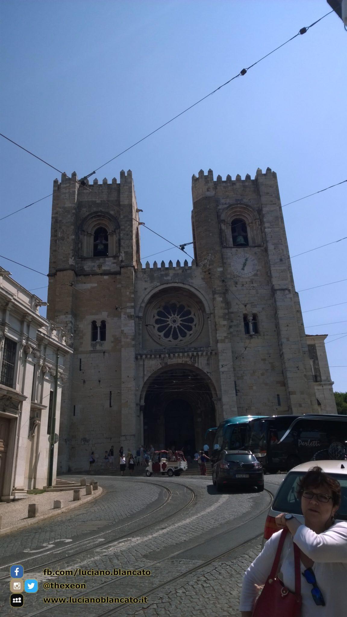Lisbona - Museu Tesouro da Sé Patriarcal de Lisboa