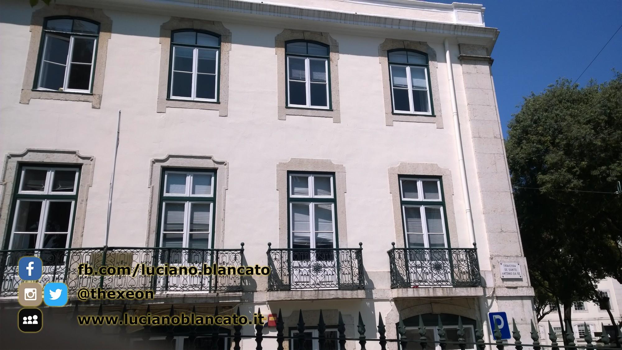 Lisbona - girovagando per la città