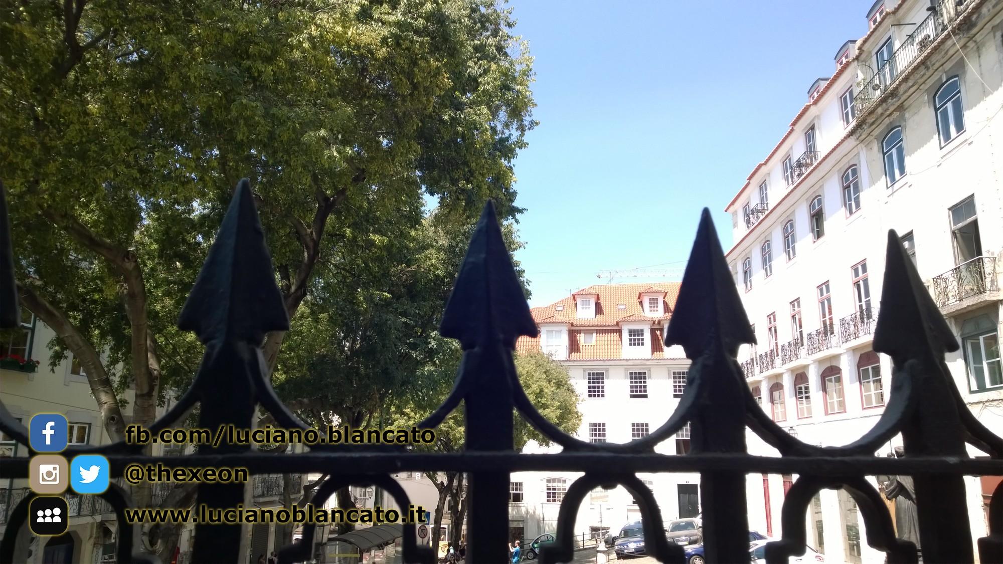 Lisbona - dettagli