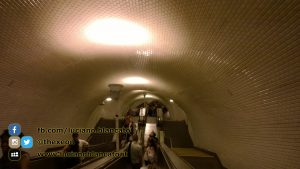 Lisbona - stazione metro
