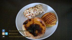 Lisbona - dolcetti tipici - Pasteis de nata