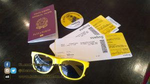 Lisbona - Vueling ambassador ready to fly!