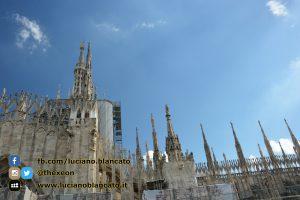 copy_Milano - dettagli del duomo