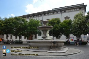 Milano - Piazza fontana