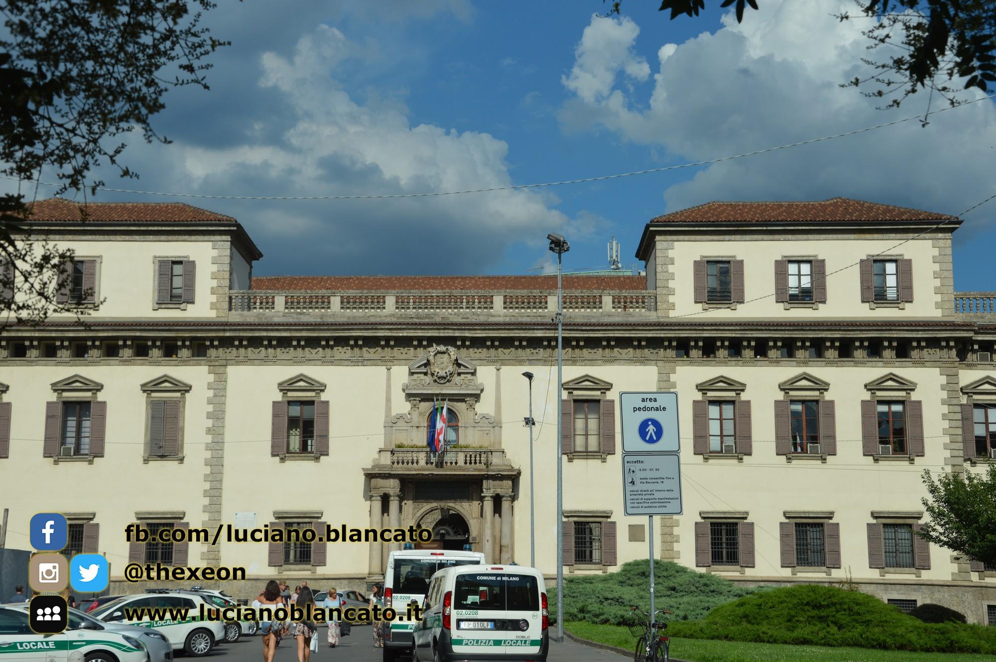 Milano - Comando polizia municipale
