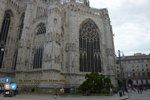 copy_Milano - dettaglio del duomo