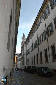 Milano - traversa del duomo