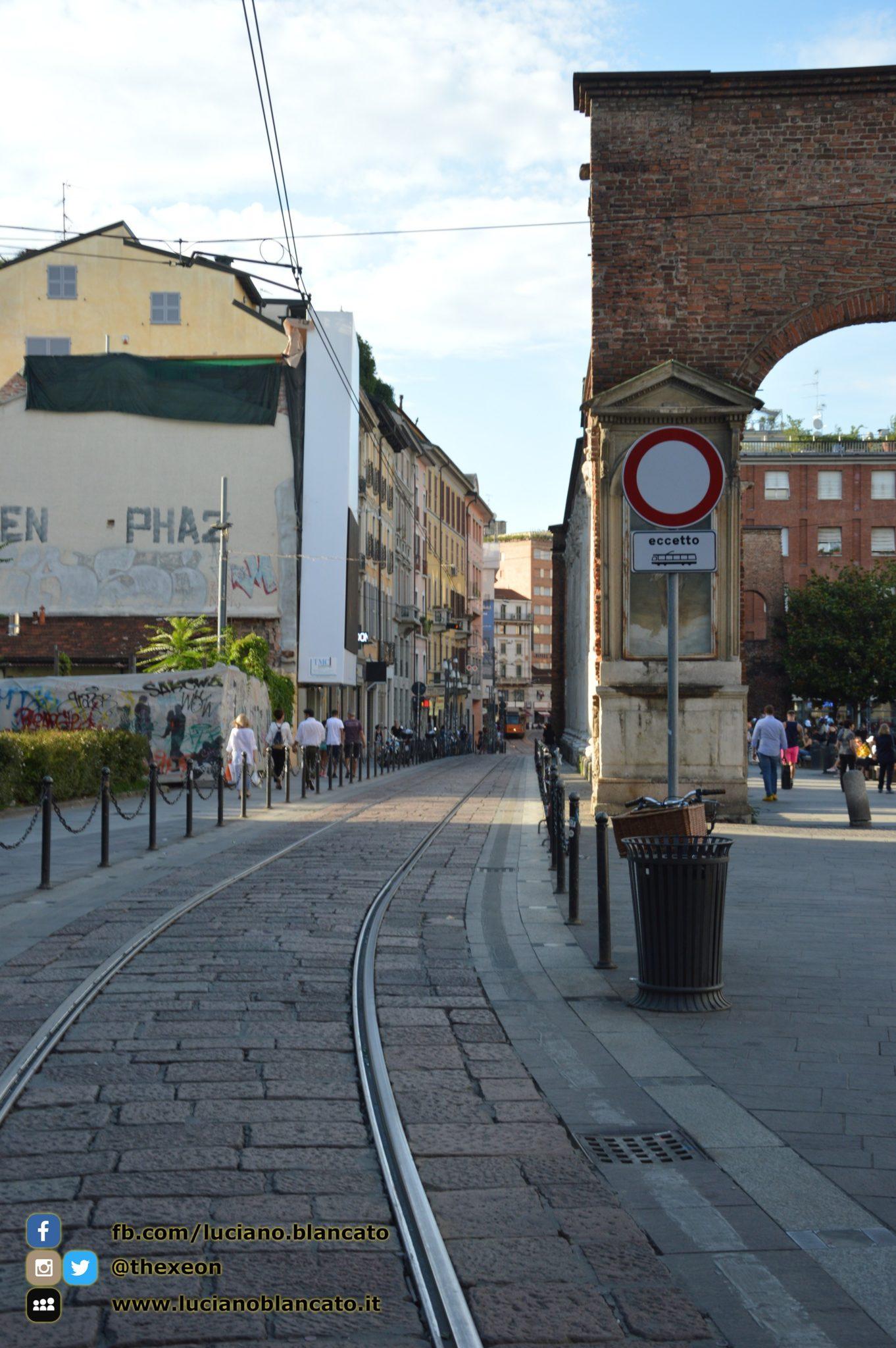 Milano - Colonne di San Lorenzo
