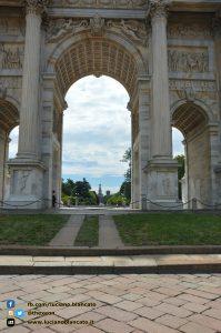 copy_1_Milano - Arco della Pace - dettaglio