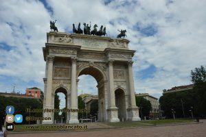 Milano - Arco della Pace