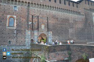 copy_Milano - Castello sforzesco - fossato