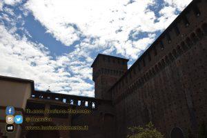 copy_2_Milano - Castello sforzesco - cortili interni