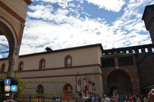 copy_3_Milano - Castello sforzesco - cortili interni