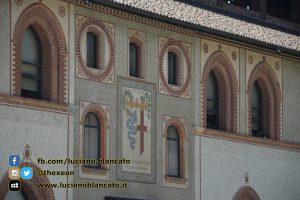 copy_3_Milano - Castello sforzesco - cortili interni - dettagli