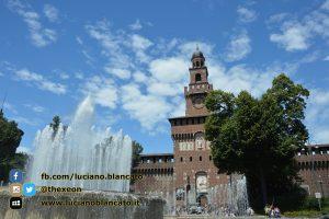 copy_Milano - Castello sforzesco - Piazza del castello