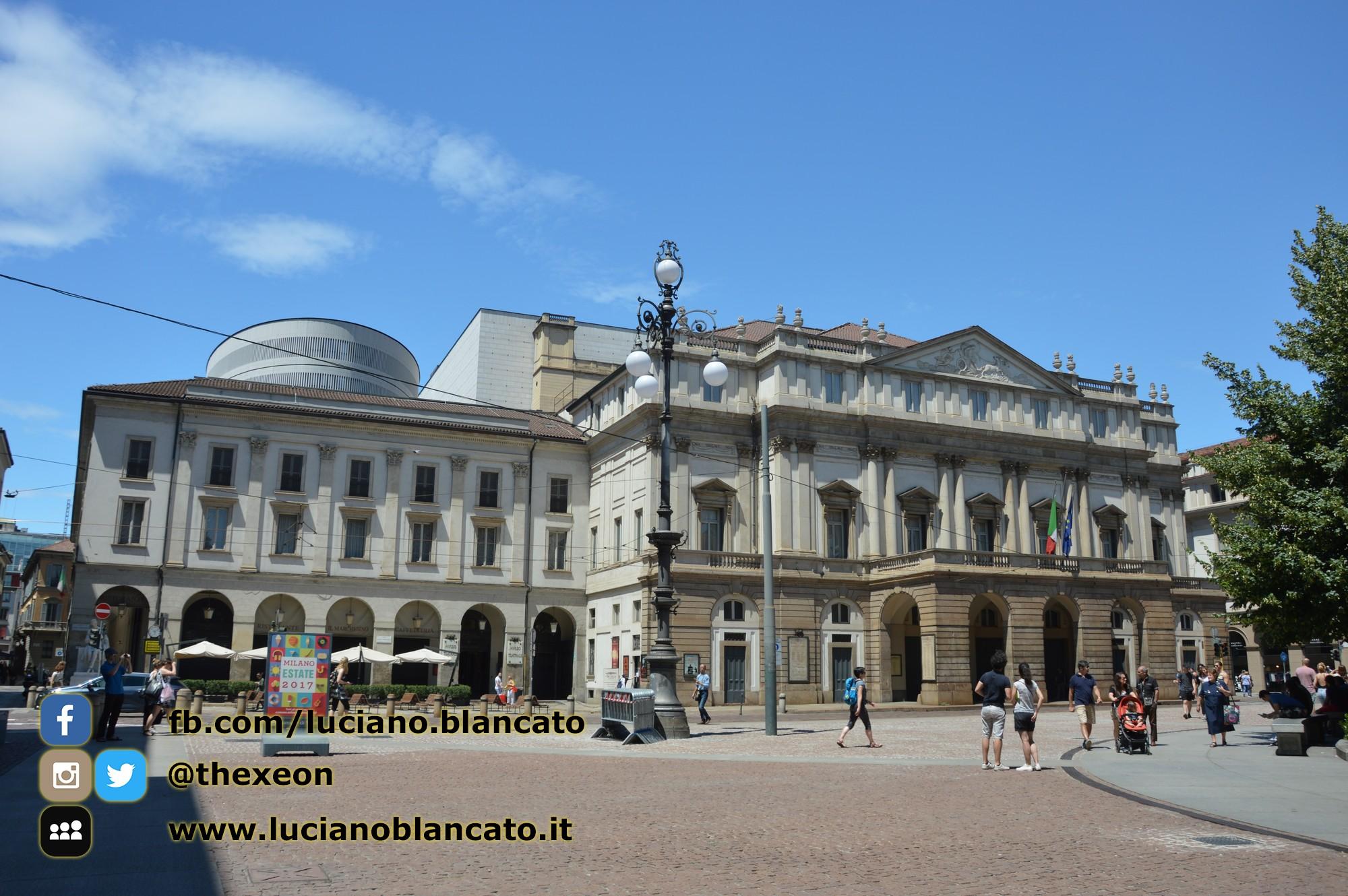 copy_Milano - La scala