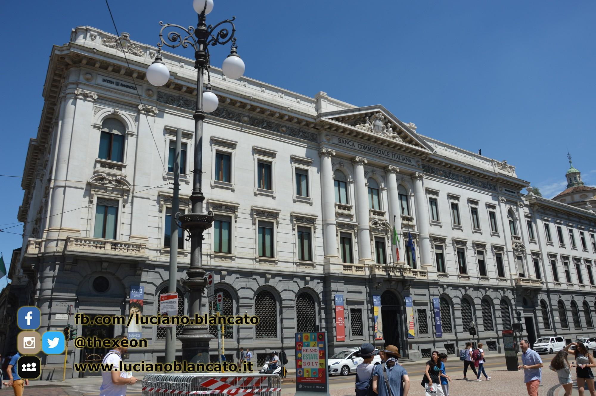 copy_Milano - Palazzo Banca Commerciale Italiana