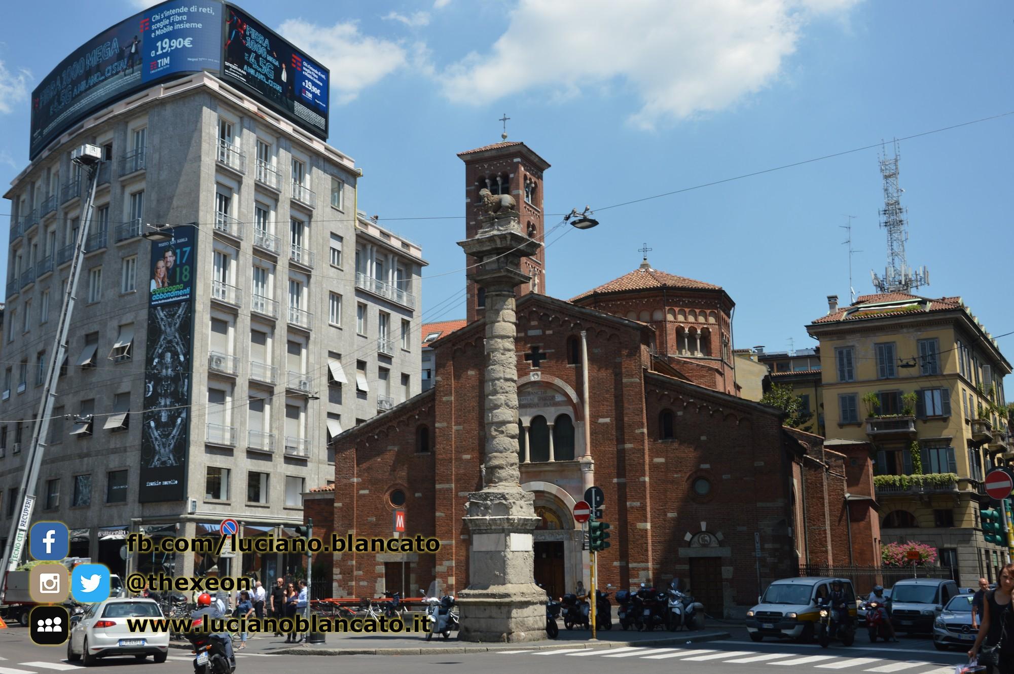 copy_Milano - Basilica di San Babila