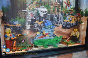 Milano - Lego Store - riproduzione SAVANA