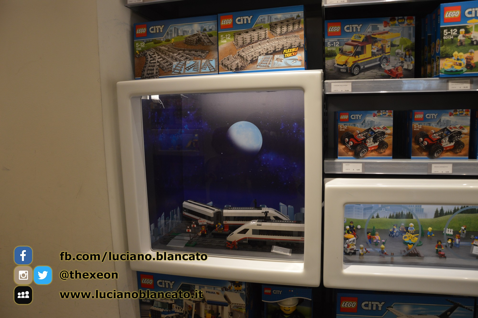 Milano - Lego Store - serie CITY