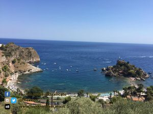 copy_Taormina - vista isola bella