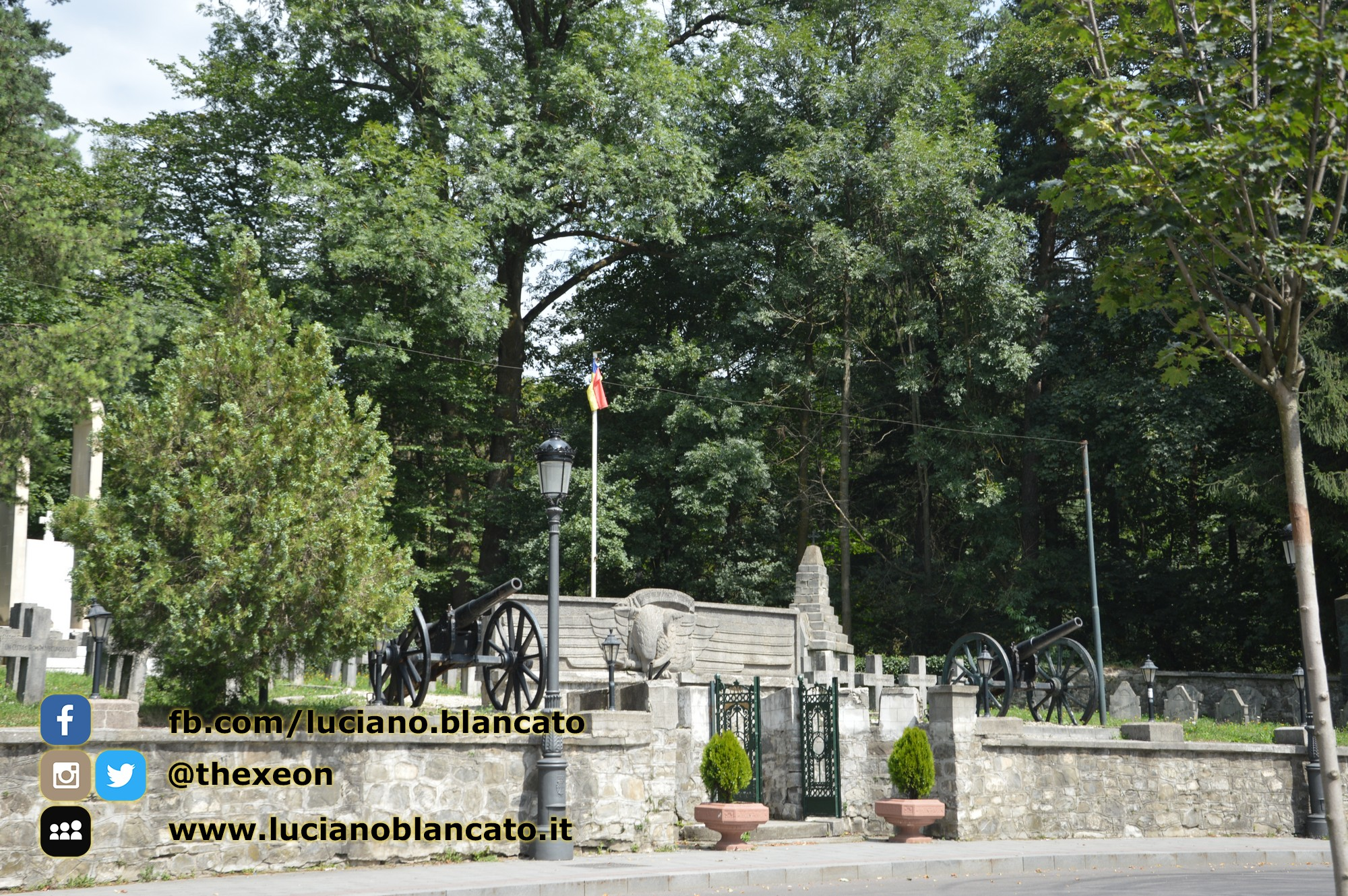 Bucarest - Peleș Castle - Dimitrie Ghica Park