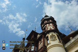 copy_Bucarest - Peleș Castle - Castelul Peleș - torri