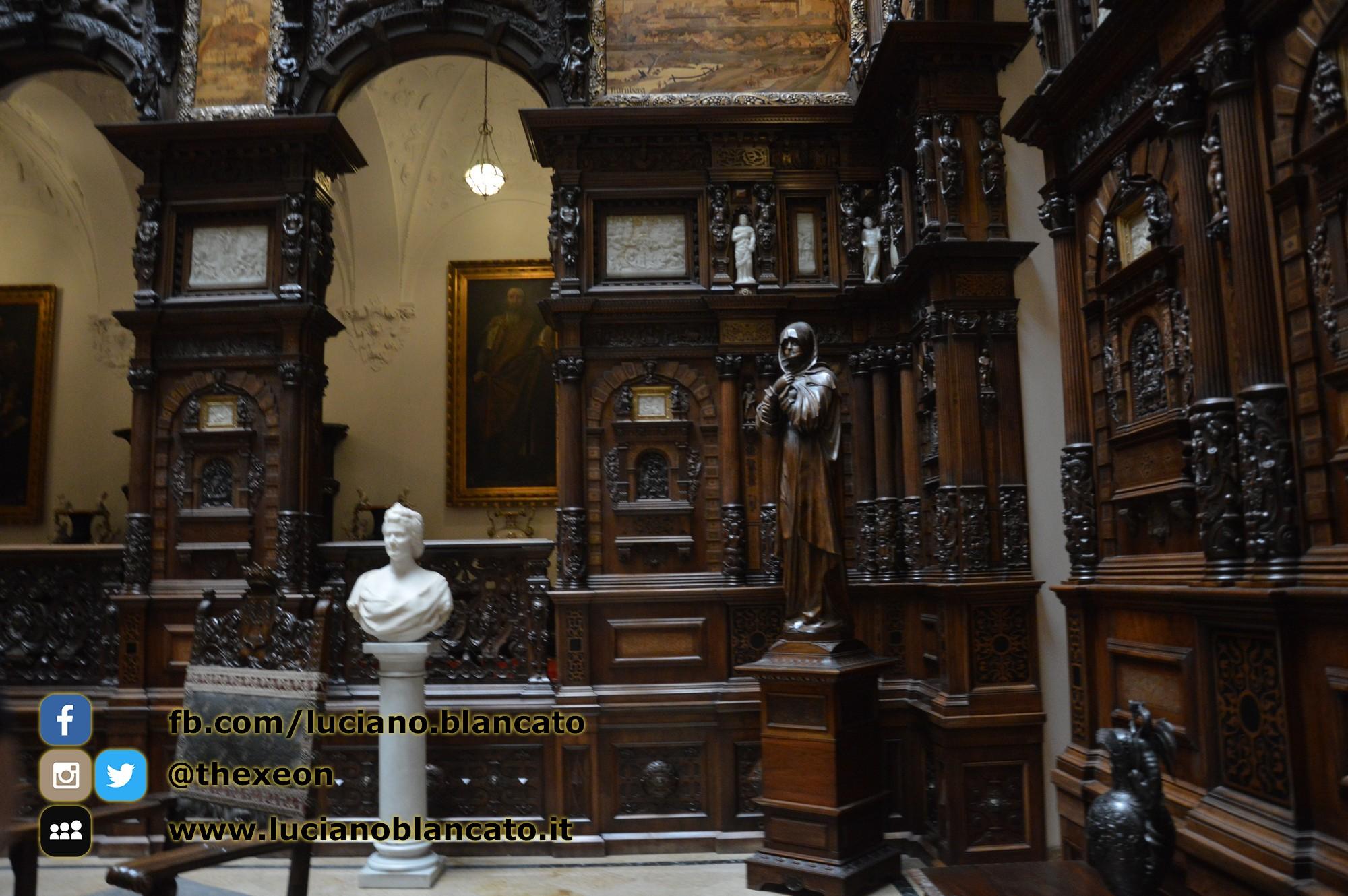 copy_28_Bucarest - Peleș Castle - Castelul Peleș