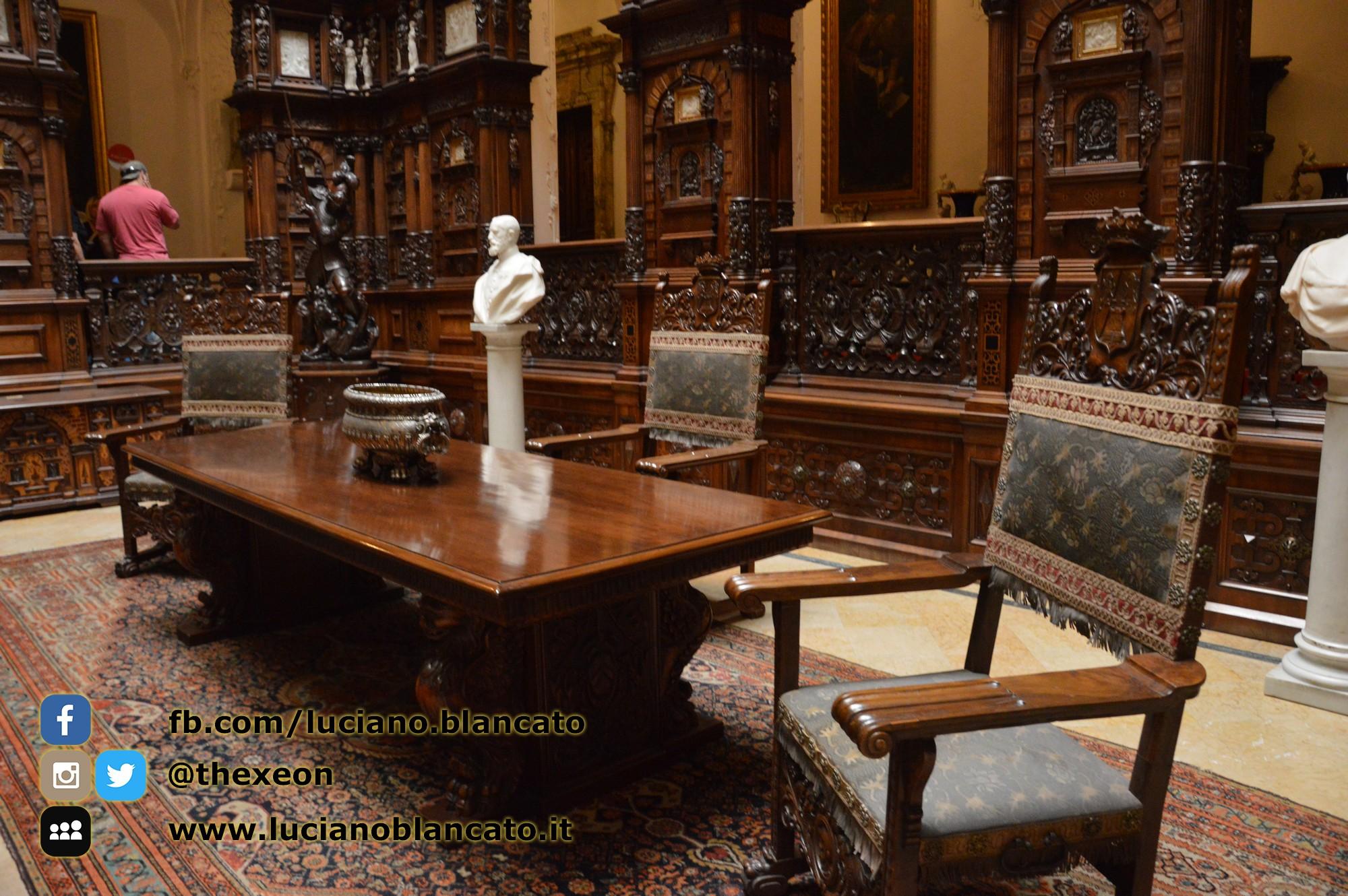 copy_38_Bucarest - Peleș Castle - Castelul Peleș
