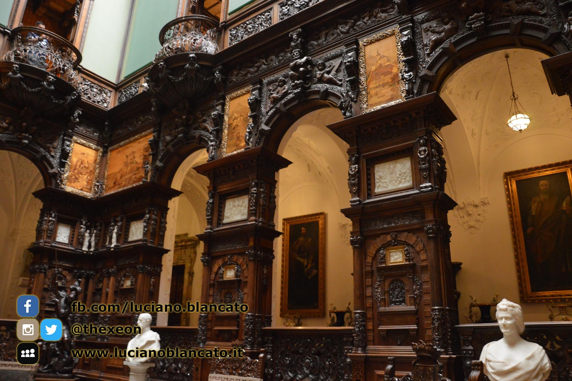 copy_24_Bucarest - Peleș Castle - Castelul Peleș
