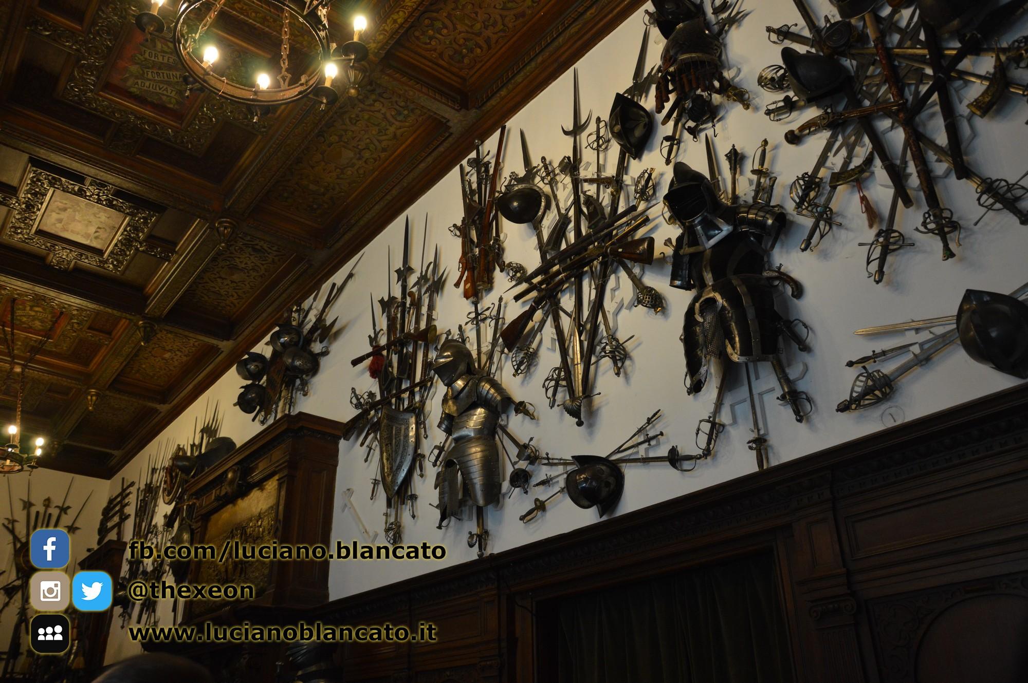 copy_39_Bucarest - Peleș Castle - Castelul Peleș