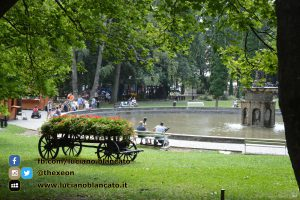 Bucarest - Dimitrie Ghica Park - Parcul Dimitrie Ghica