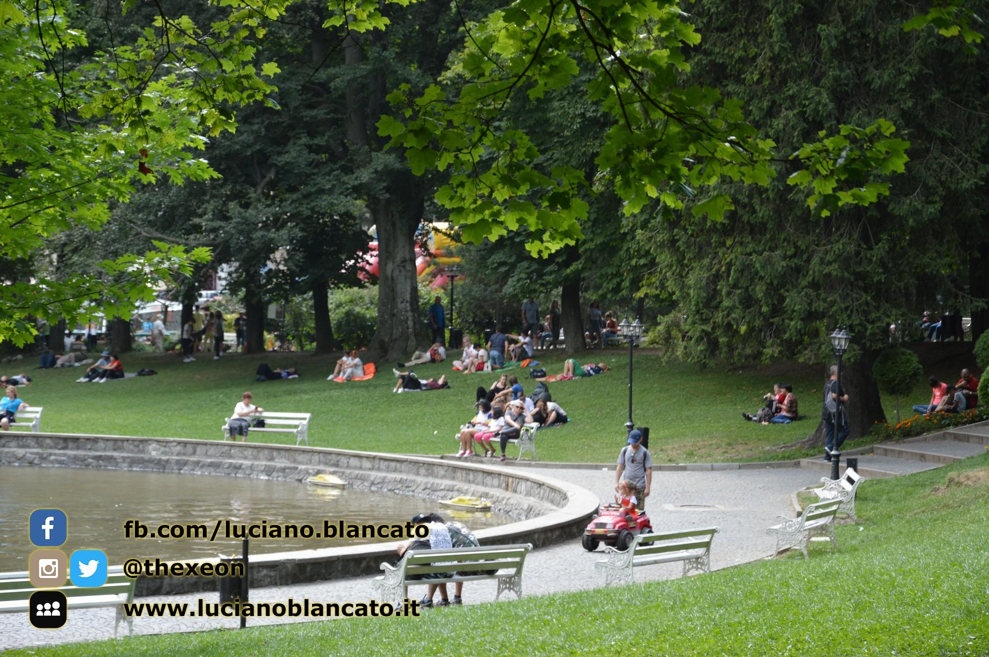 copy_Bucarest - Dimitrie Ghica Park - Parcul Dimitrie Ghica