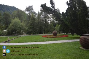 copy_1_Bucarest - Castello di Bran - Parco