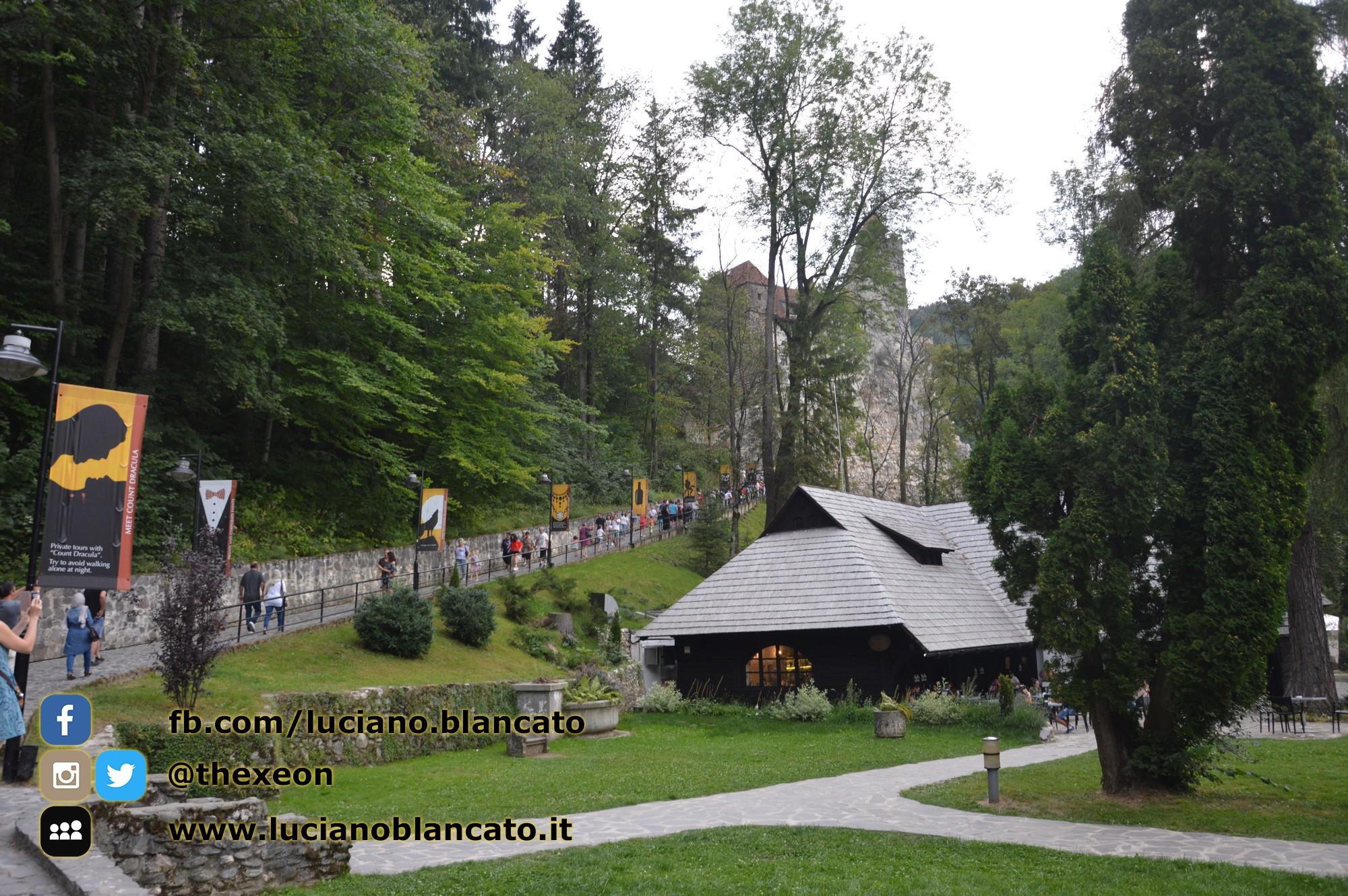 Bucarest - Castello di Bran - Castello
