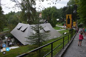 copy_Bucarest - Castello di Bran - Parco