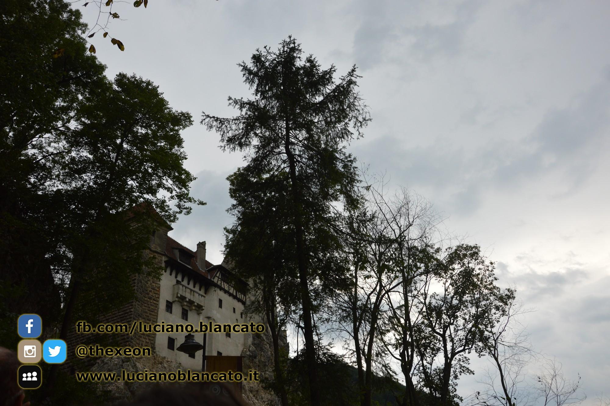 copy_4_Bucarest - Castello di Bran - Vista del castello