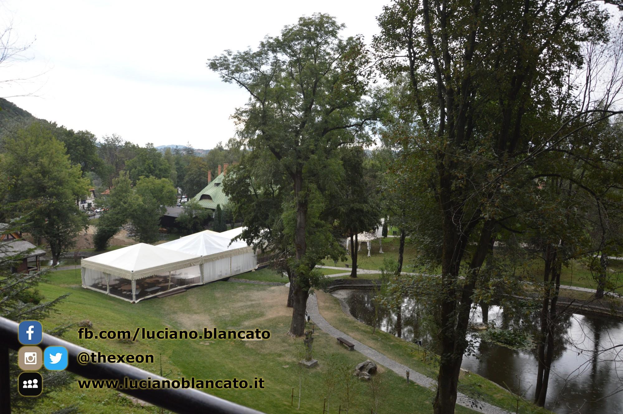 copy_Bucarest - Castello di Bran - laghetto