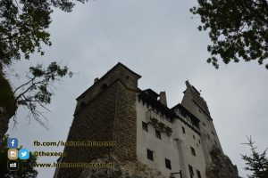 copy_1_Bucarest - Castello di Bran - Vista del castello