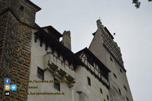 copy_2_Bucarest - Castello di Bran - Vista del castello