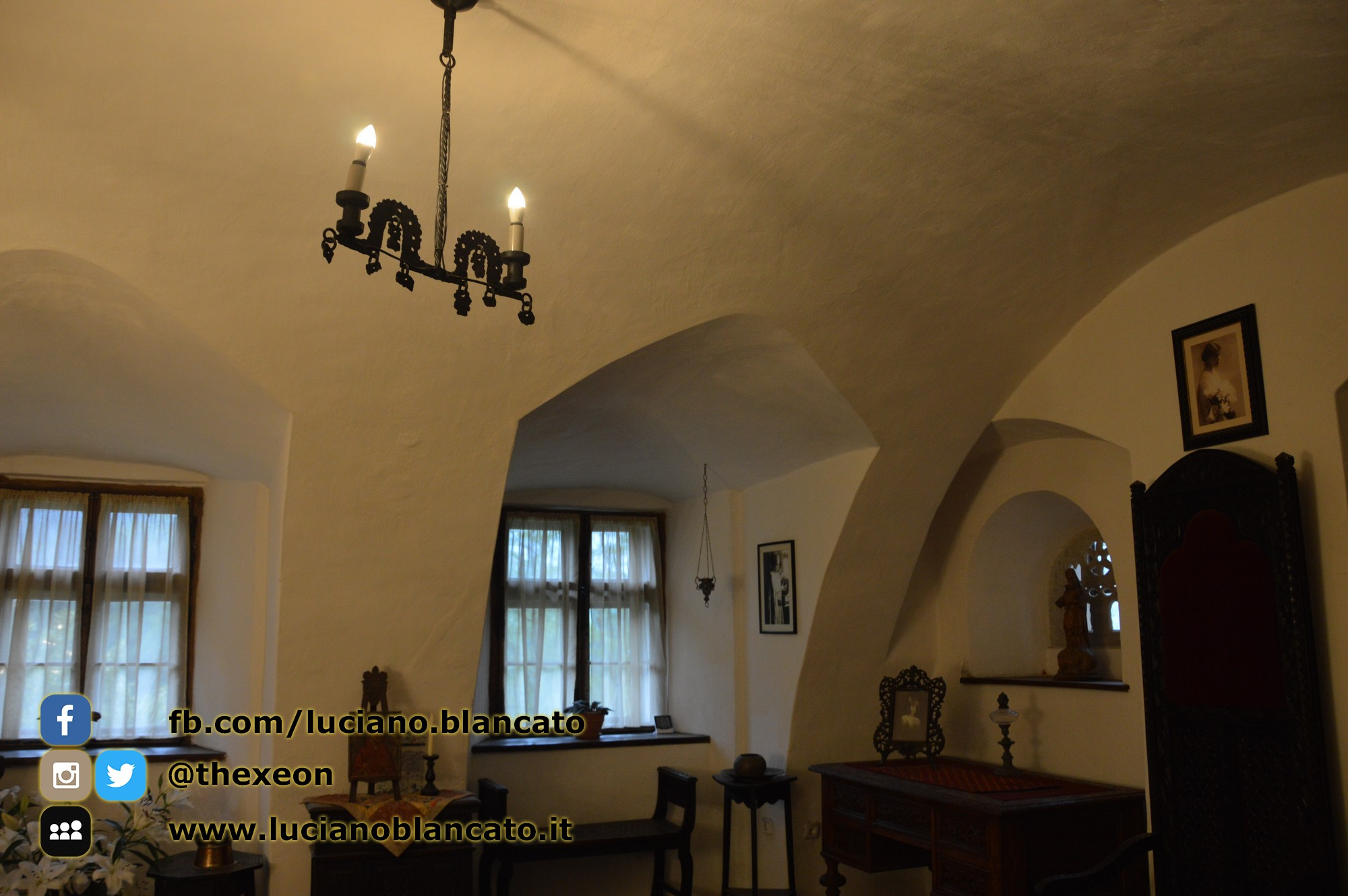 Bucarest - Castello di Bran - taverna