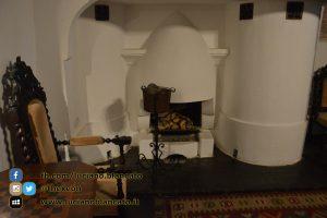 copy_6_Bucarest - Castello di Bran - sala lettura