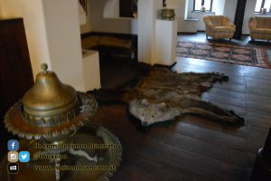 copy_Bucarest - Castello di Bran - Sala lettura