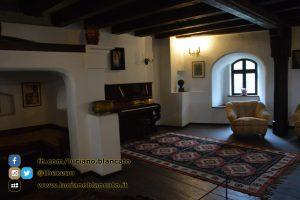 copy_2_Bucarest - Castello di Bran - Sala lettura
