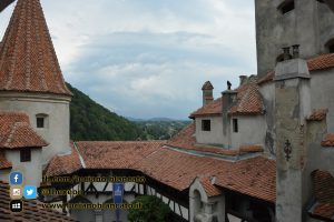 copy_6_Bucarest - Castello di Bran - Cortili interni