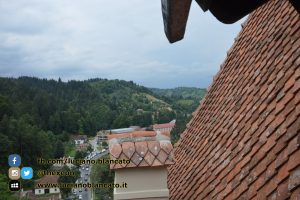 copy_4_Bucarest - Castello di Bran - Vista dal castello